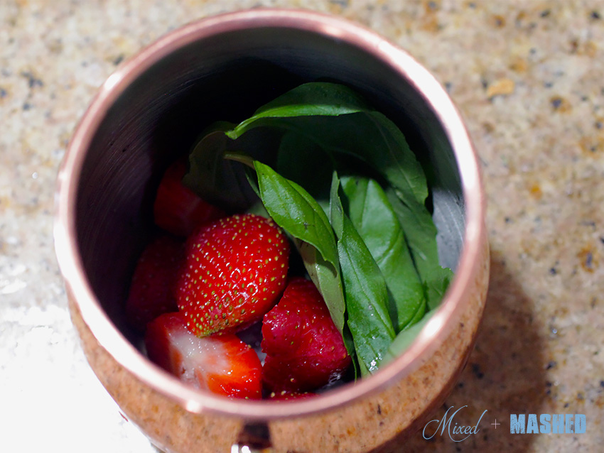 Strawberry-and-basil-moscow-mule