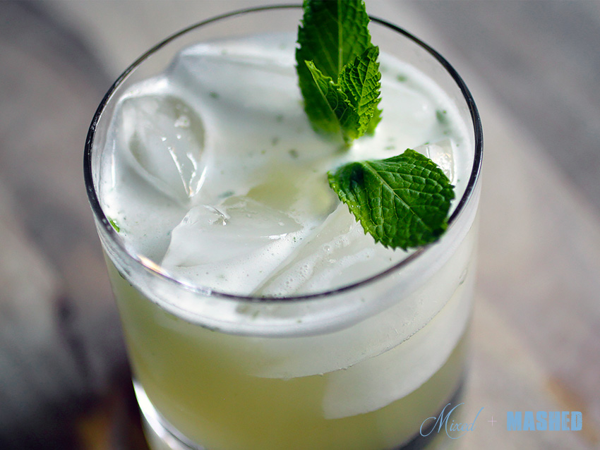Pineapple-Mint-Cooler