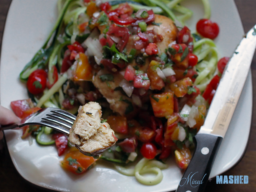 Southwestern-Style-Chicken-with-Zoodles-cooked